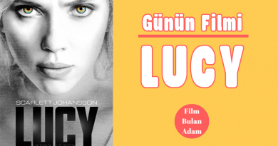 Günün Filmi: LUCY