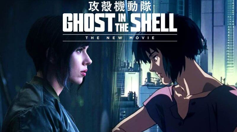 ghost in the shell fragman