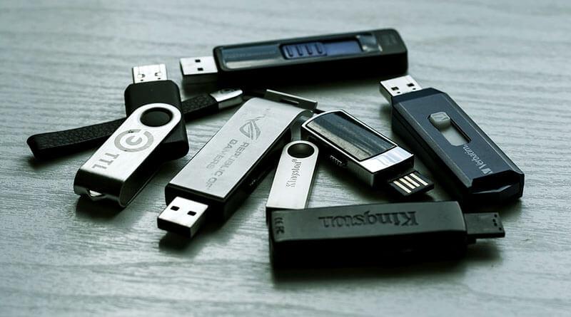 Arızalı USB Bellek