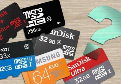 MicroSD Kart Hızı Nasıl Ölçülür?