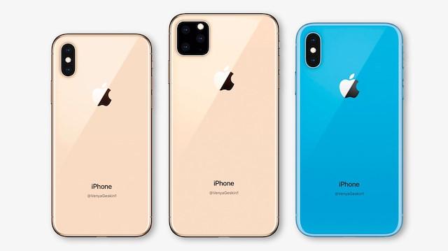Apple iPhone 11'in Dizaynı