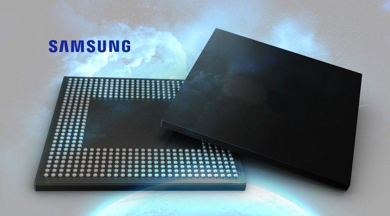 Samsung Üretime Başladı