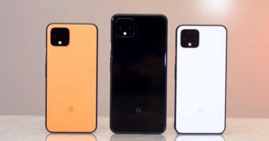 Google Pixel 4 XL duyuruldu! Google Pixel 4XL Özellikleri ve Fiyatı