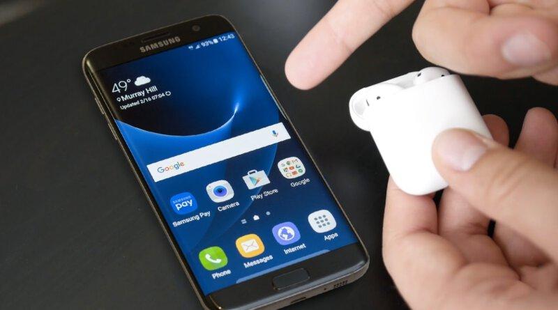 AirPods Android Telefon ile Nasıl Eşleştirilir?