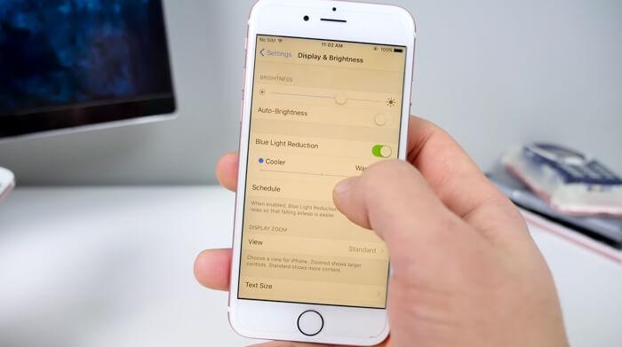 iOS 9.3 Night Shift Özelliği Nasıl Kullanılır?