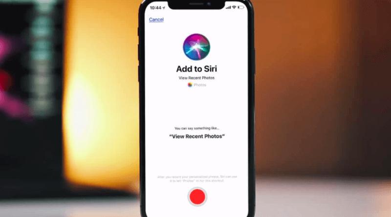 İos:12 Siri Kestirmeleri Nasıl Eklenir?