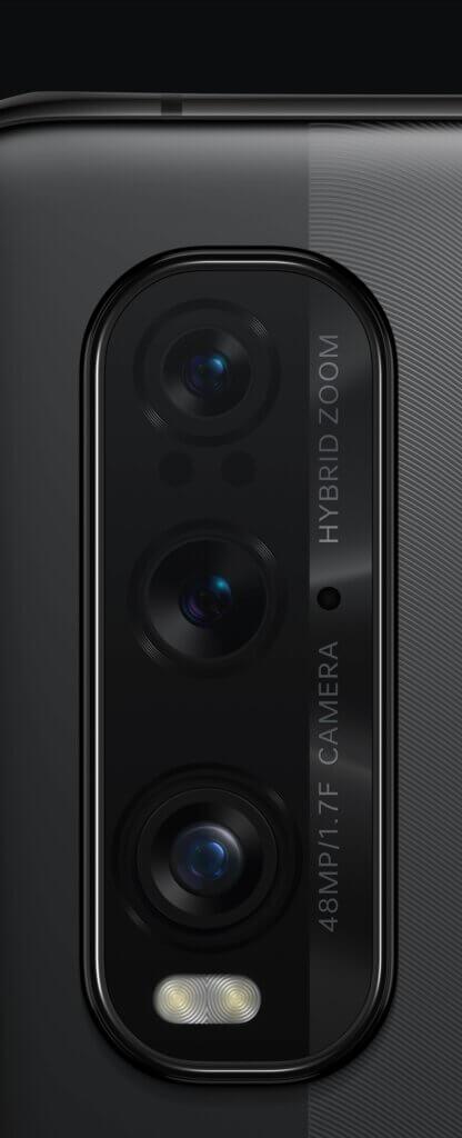 Oppo Find X2 Kamera:
