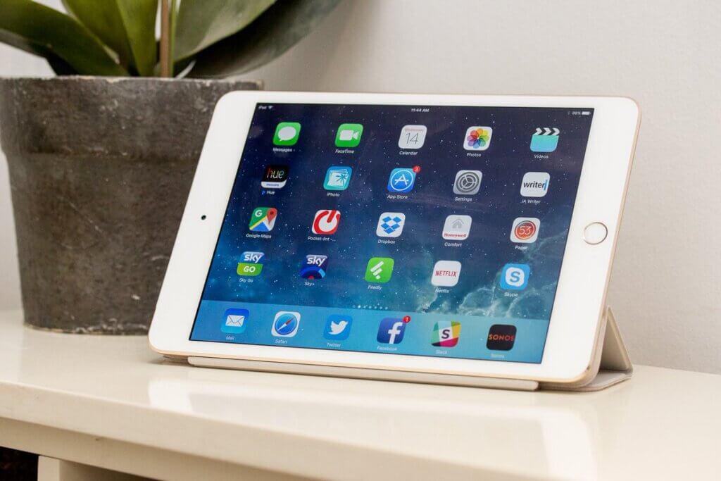 iPad Modeli