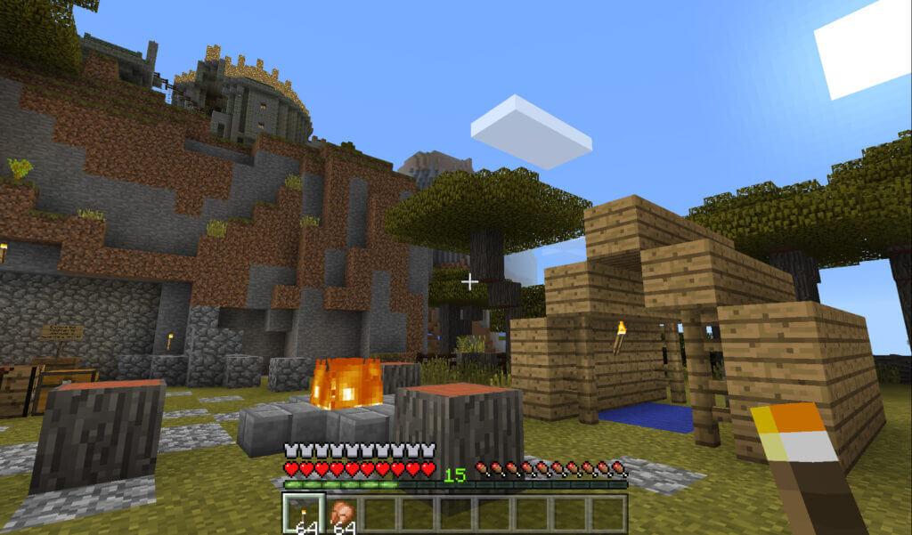 Minecraft Güncellemesi