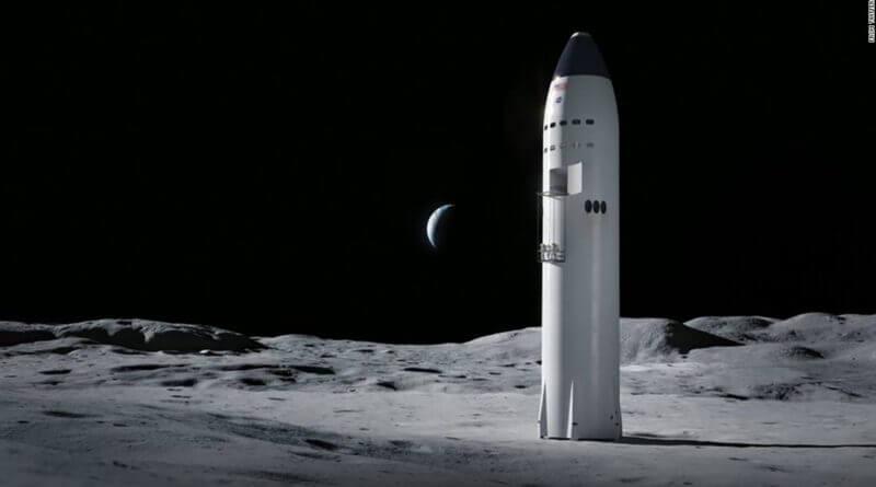Nasa'nın Ay ve Mars İçin Tasarladığı İniş Sistemi